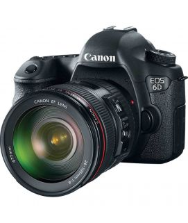 Canon-Eos 6D Camera