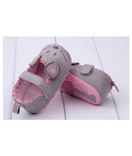 Baby Grey Mouse Style Sandals